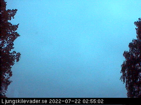 Webcam Ljungskile, Uddevalla, Bohuslän, Schweden